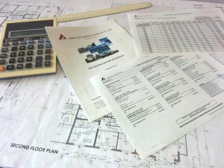 ATO Approved Tax Depreciation Schedule